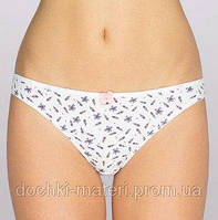 Трусы женские mini bikini Lama L-122MB-10 р.S,M,L