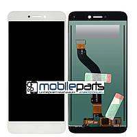 Оригинальный  Дисплей (Модуль) + Сенсор (Тачскрин) для Huawei P8 Lite 2017 (Белый)