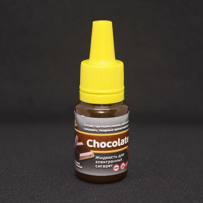 """Жидкость для электронной сигареты """"Черный шоколад"""" 6мг/мл"""