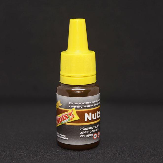 """Жидкость для электронной сигареты """"Nuts"""" 3мг/мл"""