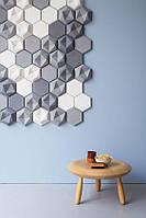 Декоративна 3д панель з МДФ / Стінові 3d панелі з МДФ