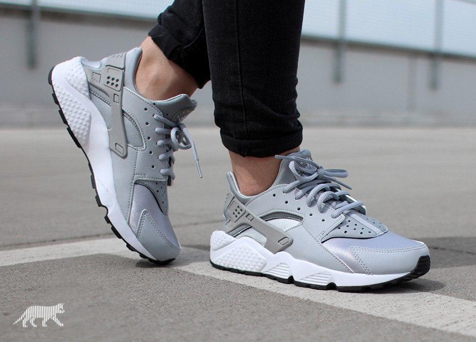 "Кросівки Nike Air Huarache ""Medium Grey"""