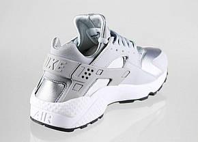 "Кросівки Nike Air Huarache ""Medium Grey"", фото 3"