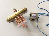 4-х ходовой клапан кондиционера DHF-5-R410A, 220-240V  50Hz/60Hz