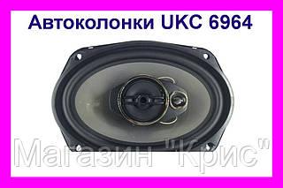 Автомобильные колонки UKC TS-6964 2шт!Акция