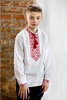 Вышиванка с длинным рукавом на мальчика