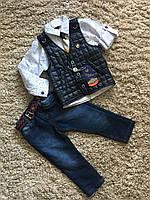 Костюм на мальчика нарядный детский Турция, фото 1