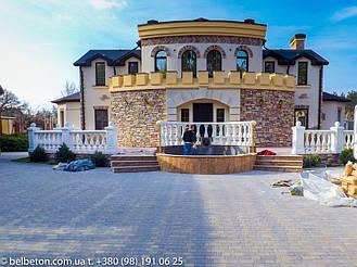 Балясины Новомосковск   Балюстрада бетонная в Днепре и Днепропетровской области 5
