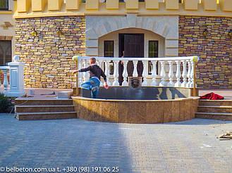 Балясины Новомосковск   Балюстрада бетонная в Днепре и Днепропетровской области 6