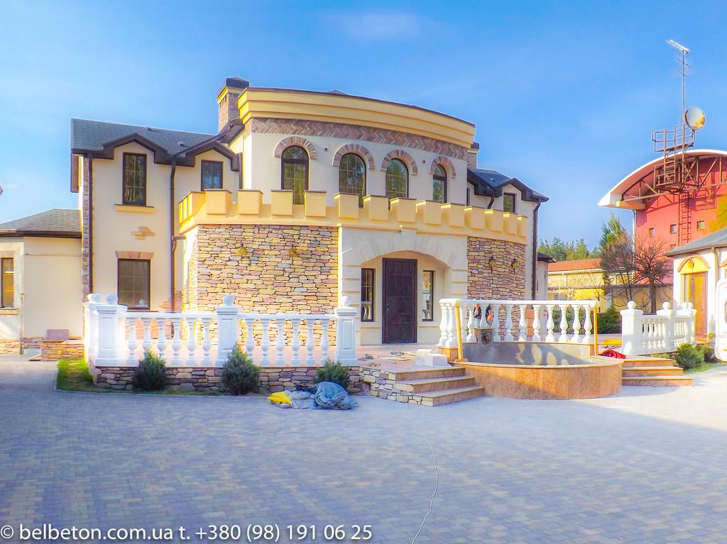 Балясины Новомосковск | Балюстрада бетонная в Днепре и Днепропетровской области 6