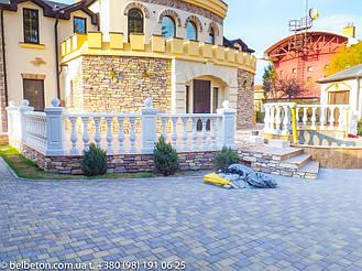 Балясины Новомосковск   Балюстрада бетонная в Днепре и Днепропетровской области 21