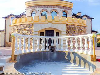 Балясины Новомосковск   Балюстрада бетонная в Днепре и Днепропетровской области 22