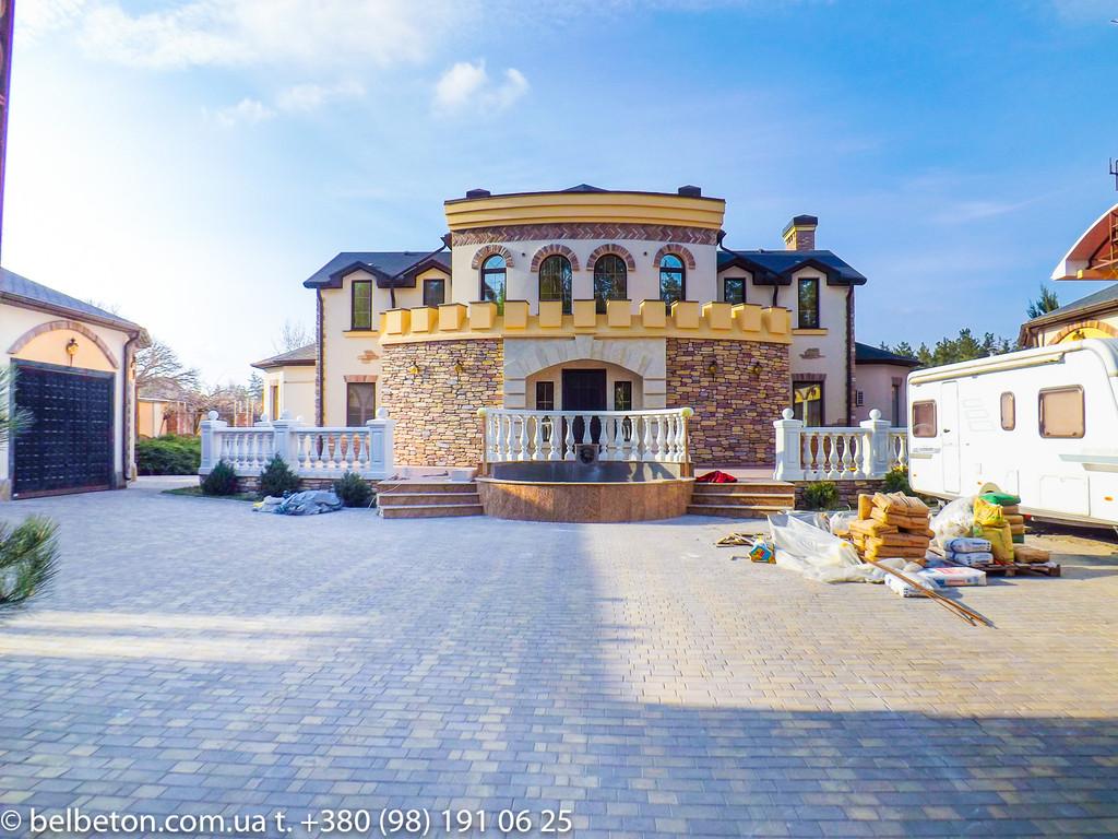 Балясины Новомосковск | Балюстрада бетонная в Днепре и Днепропетровской области 22