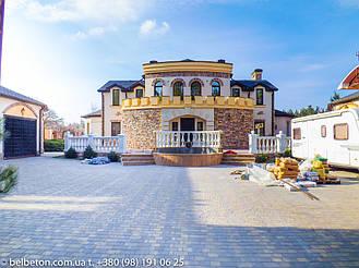 Балясины Новомосковск   Балюстрада бетонная в Днепре и Днепропетровской области 23