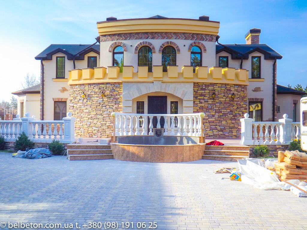 Балясины Новомосковск | Балюстрада бетонная в Днепре и Днепропетровской области 23