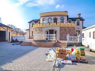 Балясины Новомосковск   Балюстрада бетонная в Днепре и Днепропетровской области 25