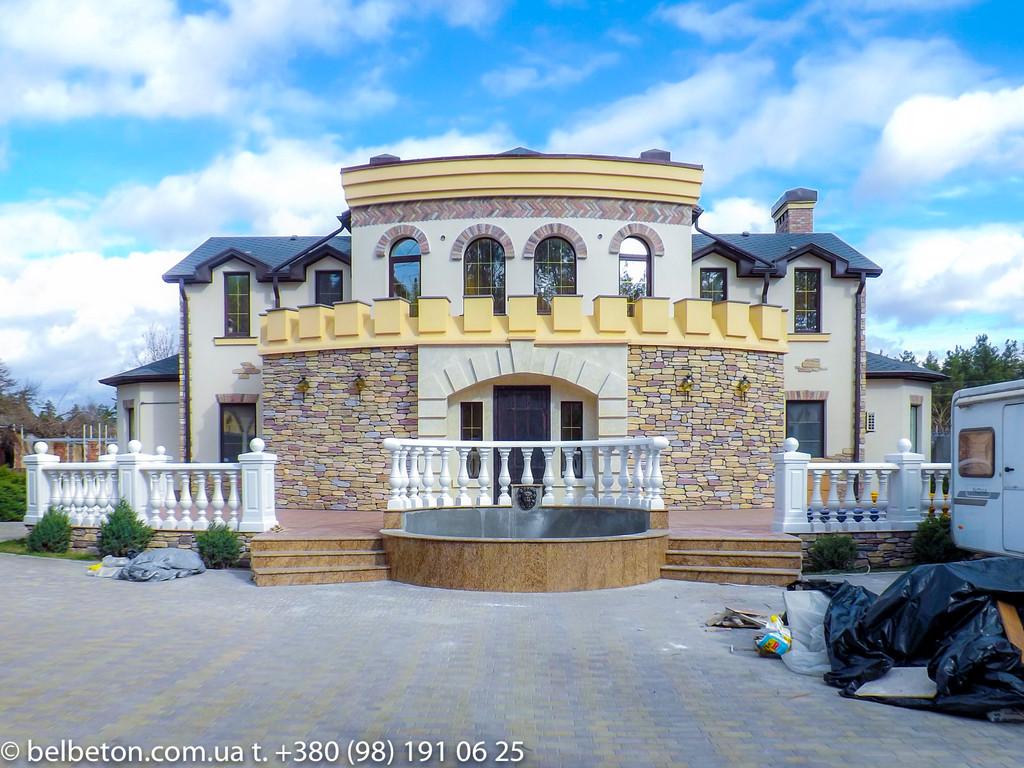 Балясины Новомосковск | Балюстрада бетонная в Днепре и Днепропетровской области 25