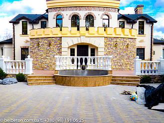 Балясины Новомосковск   Балюстрада бетонная в Днепре и Днепропетровской области 27