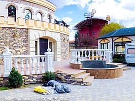 Балясины Новомосковск | Балюстрада бетонная в Днепре и Днепропетровской области 28