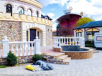 Балясины Новомосковск   Балюстрада бетонная в Днепре и Днепропетровской области 29