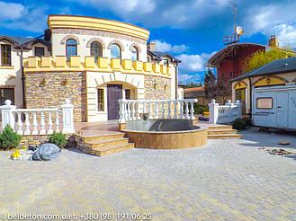 Балясины Новомосковск   Балюстрада бетонная в Днепре и Днепропетровской области 33