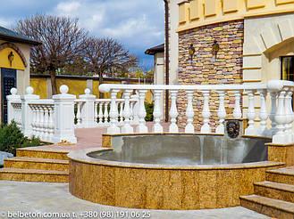 Балясины Новомосковск   Балюстрада бетонная в Днепре и Днепропетровской области 34