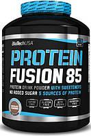 Многокомпонентный протеин BioTech - Protein Fusion 85 (2270 грамм)