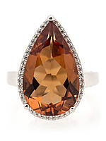 Кольцо серебряное с султанитом