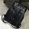 Стеганый рюкзак из кожзама, фото 4