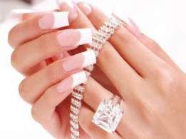 Геле для наращивания ногтей