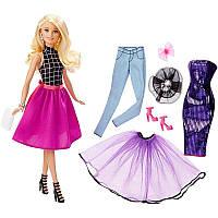 Кукла Барби  с набором одежды Barbie Fashion Mix 'n Match Doll - Blonde