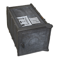 Духовка чугунная 300*300*450 мм (вес - 37 кг) Гомель