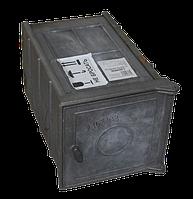 ✅ Духовка чугунная 30 х 30 х 45 см, вес 37 кг (полка)