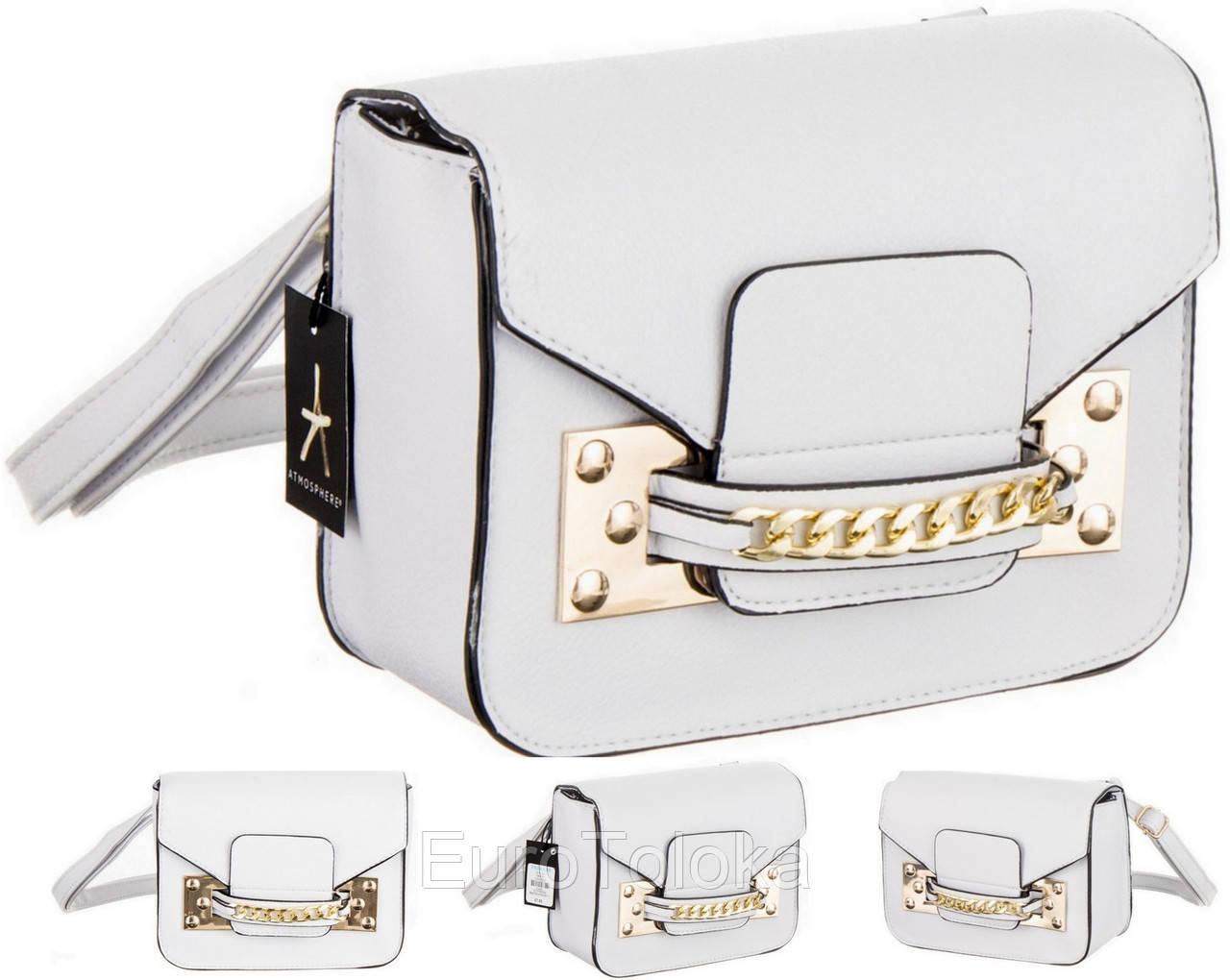 c1e9421661f2 Красивая женская сумка почтальонка - сумка через плечо Primark S atmosphere