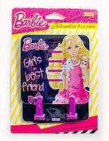 Подставка для книг металлическая ''Barbie''  470376