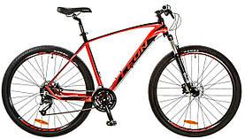 Найнер Leon TN-70 велосипед 29 дюймов Гидравлические тормоза