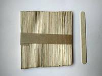 Шпатели деревянные для косметических процедур 50 шт.( 11*1*0,2 см)