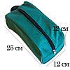 Органайзер для косметики в чемодан ORGANIZE (зеленый), фото 2