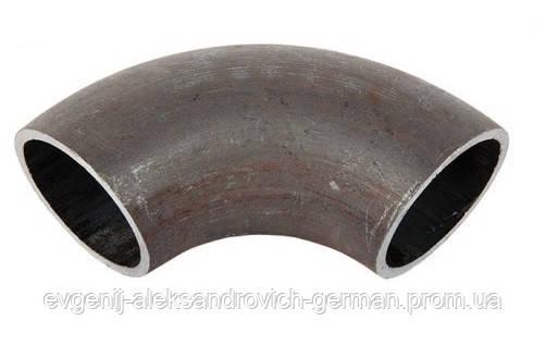 Отвод стальной 108х3.5 90º ГОСТ 1737-2001