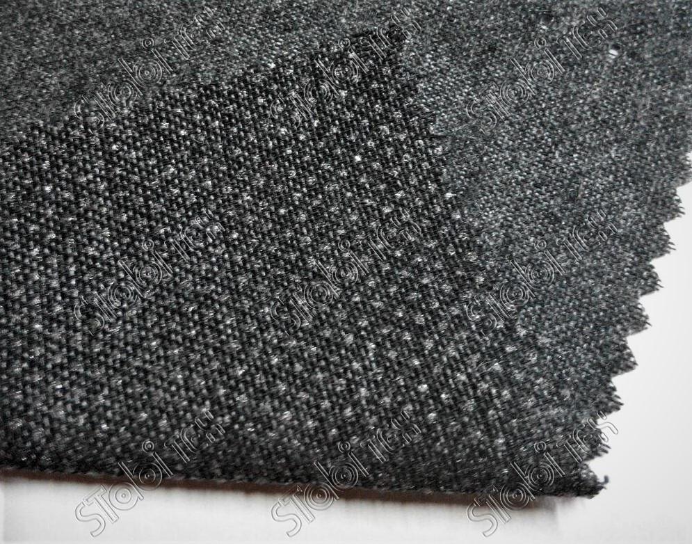 Дублирин SNT N126 чёрный и белый