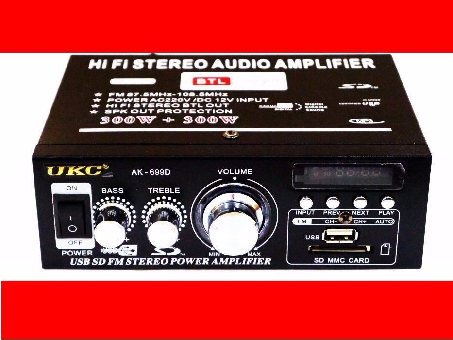 Підсилювач AMP 699 UKC