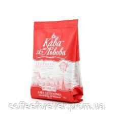 Кофе молотый Кава зі Львова Еспресо,75г , фото 2