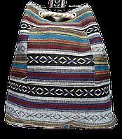 Женский пляжный рюкзак орнамент UUU-000025