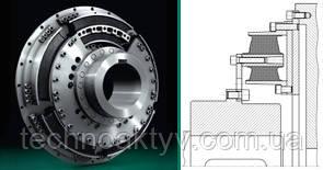Компактная муфта высокой прочности CENTAX-TT
