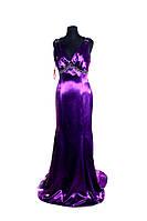Платье вечернее  Фиолет