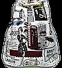Женский пляжный рюкзак Лондон UUU-000024