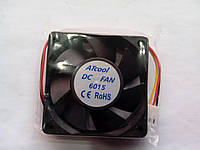 Кулер куллер вентилятор охлаждение 60*60*15