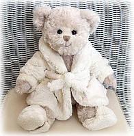 Мягкая игрушка Буковски мишка-мальчик Sir Hamilton, 40см