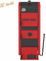 Котел твердотопливный METAL-FACH SOKOL SE- 38 кВт (до 380 м2), фото 1
