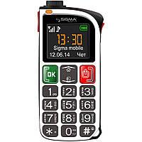 Телефон Sigma Comfort 50 Light 1,8 дюйма, 2 сим, 1100 мА/ч., фото 1